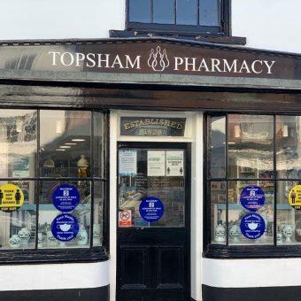 Topsham-Front